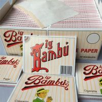 Hot sales Big Bambu Flavored rolling smoking papers cheap