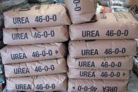 Urea N46% Fertilizer, Urea Fertilizer 46% Nitrogen (Carbamide)