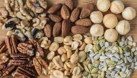 Almonds,Walnut,Cashews,Pistachios,Hazelnut,Peanuts,Pine Nut,Dates,Raisins,Sunflower Seeds,Pumpkin Seeds,Sesame Seeds,Mustard Seeds