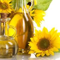 Sunflower oil refined and  unrefined from Ukraine