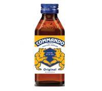 Commando Glass Bottle 150 ml.
