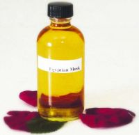 EGYPTIAN MUSK AUTHENTIC 100% PURE OIL 4oz