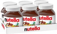 Nutella Hazelnut Chocolate Spread Bulk Quantity Available on Cheap Price