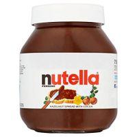 Nutella Hazelnut Chocolate Spread Bulk Quantity Available on Cheap Price
