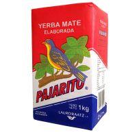 Organic Yerba Mate and conventional Yerba Mate.