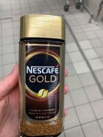Nescafe gold 95gr (glass). Russian origin. Wholesale. Other instant coffee Nescafe