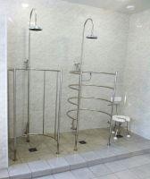 Classic circular shower
