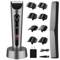 Professional Hair Clippers for Men Barber Haircut Kit