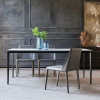 ANINZ ceramic top dining table