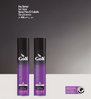 Golf Professional Hair Spray