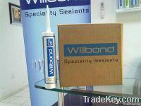 WILLBOND GP SILICONE SEALANT