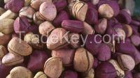 Kola Nuts (Cola acuminata), Biter Kola (Cola nitida) And Cocoa Bean