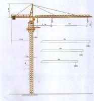 sell Tower crane FS5510