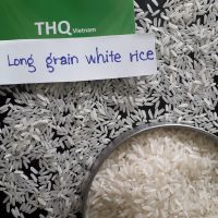 MUST TRY! Long grain white rice 5% broken/5451 rice from Vietnam - New crop
