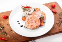 fish fillets portions