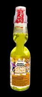 Golden Turmeric  Genki (HEALTHY) Ramune Soda