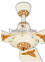 Stylish Diamond Engraving Ceiling Fan