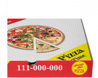 Customized and Ready Made Pizza Boxes [All Sized]
