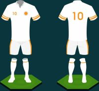 Soccer Uniform Sublimated Customized