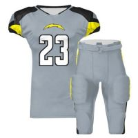 Customized Sublimated American Football Wear Uniform