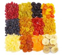 MIXED DRIED FRUIT - Dried Mixed Fruits - Dehydrated Fruits