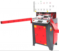 AUTOMATIC SINGLE CORNER WELDING MACHINE (CLAY)