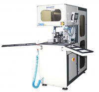 2 AXIS CNC CORNER CLEANING MACHINE