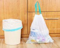 Drawstring garbage bags trash bag from Viet Nam manufacturer