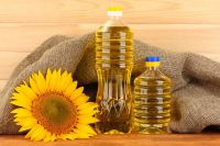 100% pure refined premium Sunflower oil from ecological fields of Russian farmers