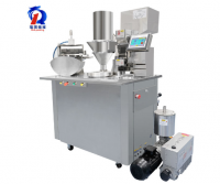 Semi-Auto Capsule Filling Machine Pharmaceutical Powder Hard Gel Capsule Filler Encapsulation CGN-208
