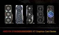 SAPPHIRE AM D RADEONs RX 6700XT 12G Graphics Cards RX6800 16GB RX 6800XT GRAPHICS CARD