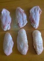 Frozen grade A chicken wings