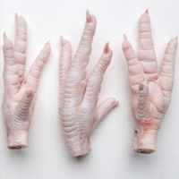 Frozen grade A chicken paws