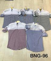 Men Shirt Slim Fit Modern Design
