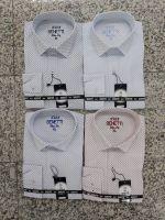 Men Shirt Elegant Slim Fit