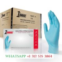 1st Choice Nitrile Latex-Free 6 mil 8 mil Industrial Disposable Gloves