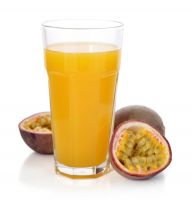 Organic Passionfruit Concentrate and Single Strength