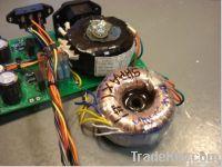 Toroidal lighting Transformer