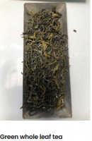 Kenyan Orthodox Green whole leaf tea