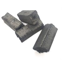 High quality Hard Wood Material Hexagon Briquette Shape Chacoal