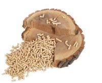 High quality bulk biomass wood pellet price made in China