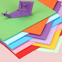 80gsm A4 Wholesale Colorful Handcraft Origami Paper Floding Paper 80gsm A4 Size
