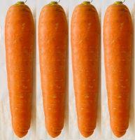 100 % carrot