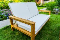 4-piece Garden Lounge Set (Ash or Oak)