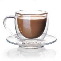 glass coffee &tea set