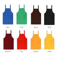 Multicolor Customizable Thickened Japanese Apron for bbq