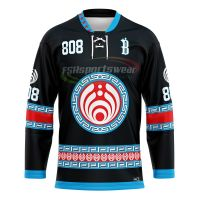Custom Double Sided Reversible Sublimation Ice Hockey Jerseys