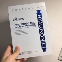 Hyaluronic Acid Collagen Hydrating Face Mask - Eaoron