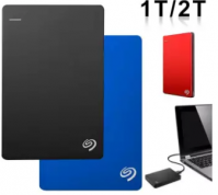 2TB / 1TB Hard Disk Eksternal USB 3.0 Hardisk External Hard Disk