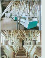 Maize or Corn flour milling machine line